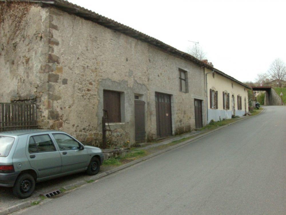 Vente Maison Maison/villa 7 pièces Lessac