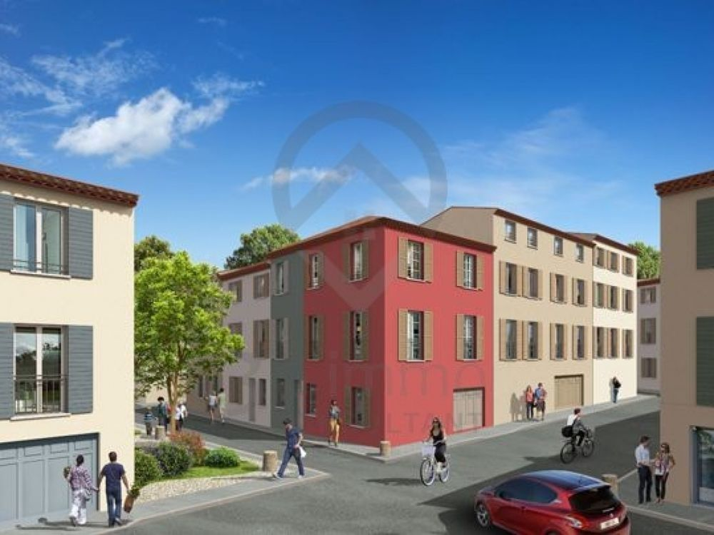 Vente Appartement Appartement 3 pièces  à Carpentras