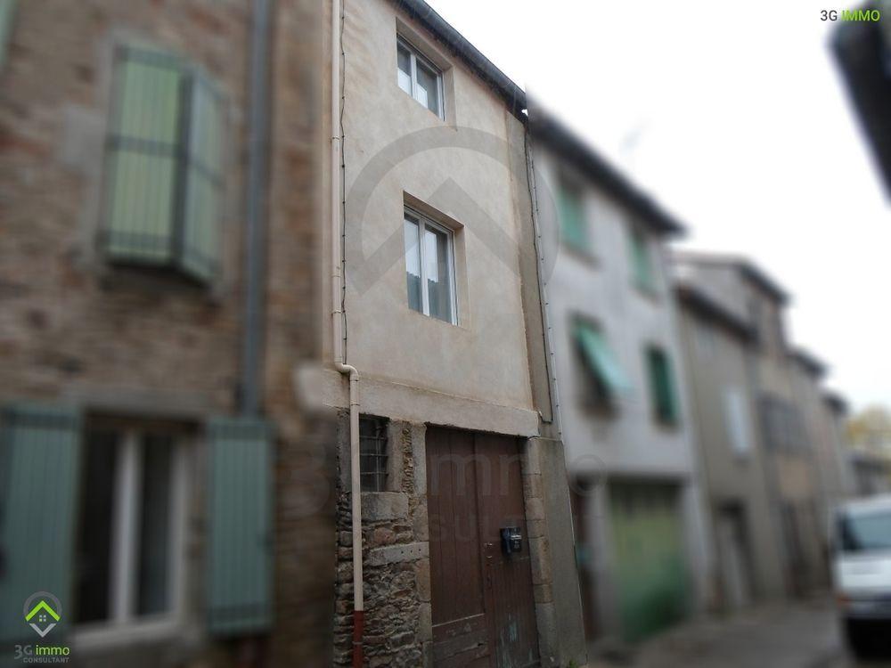 Vente Maison Maison de village 3 pièces  à St amans soult