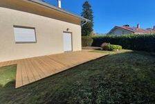Villa jumelée avec terrasse à acheter à Contamine-Sur-Arve (74) 440000 Contamine-sur-Arve (74130)