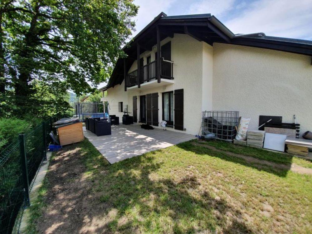 Vente Maison Maison jumelée de 5 pièces de 107 m2  à Esserts saleve