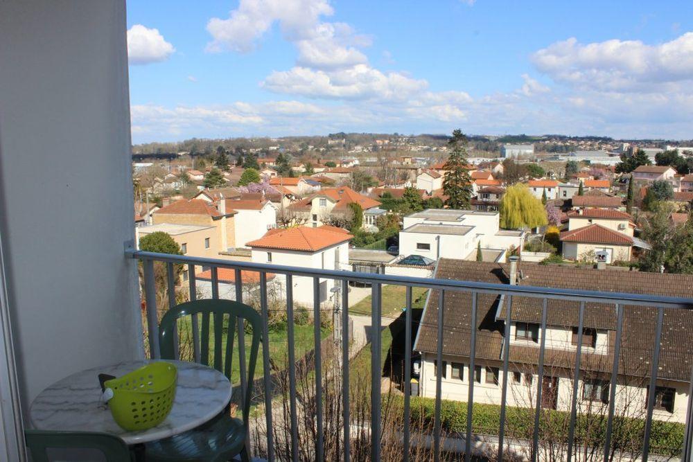 Vente Appartement Appartement T4 avec vue dégagée  à Villefranche sur saone