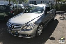 MERCEDES CLASSE E COUPE E220 CDI Blue Efficiency 13990 euros 13990 13160 Châteaurenard