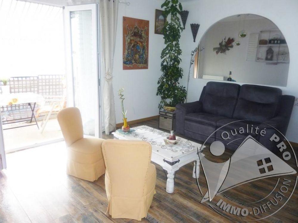 Vente Appartement 4 Pièces + Garage + Parking  à Le grau du roi