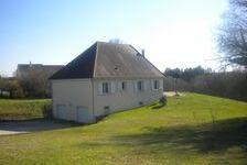Maison sur sous sol 220500 Lubersac (19210)