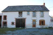 Maison Fermette à rénover sur 6590 m² 71000 Bonnat (23220)