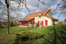 Maison longère sur 2500M2 de terain 166000 Boussac (23600)