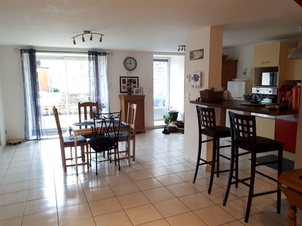 location Maison - 5 pièce(s) - 133 m² Cussac-sur-Loire (43370)
