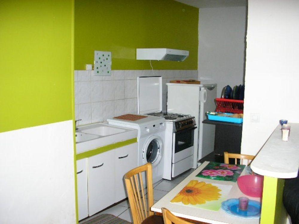 location Appartement - 2 pièce(s) - 32 m² Saint-Etienne (42100)