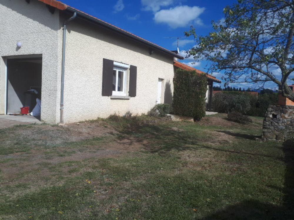 location Maison - 4 pièce(s) - 114 m² Frugerès-les-Mines (43250)