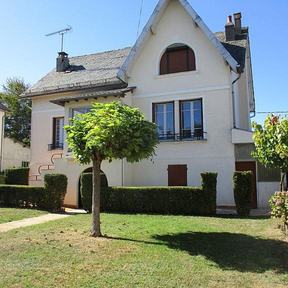 Vente Maison SPLENDIDE PAVILLON DE 159M2 AVEC DEPENDANCE  à Villefranche-de-rouergue