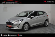 Ford Fiesta 1.0 EcoBoost 100 ch S&S BVM6 Titanium 2018 occasion Wissous 91320