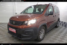 Peugeot Rifter Active Standard BlueHDi 100 BVM5 2019 occasion Bourges 18000
