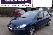 Peugeot 307 2.0 HDi - 90 XR Presence 2003 occasion Lons 64140