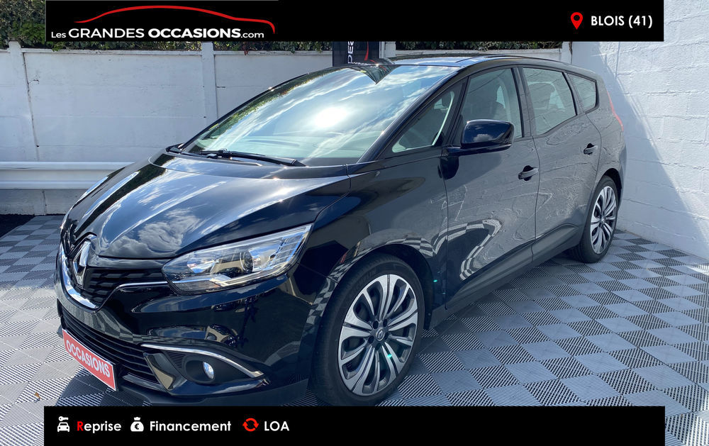 Grand scenic IV Life Blue dCi 120 2019 occasion 41000 Blois