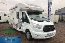 CHALLENGER Camping car 2015 occasion Duttlenheim 67120
