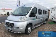 CHAUSSON Camping car 2014 occasion Duttlenheim 67120