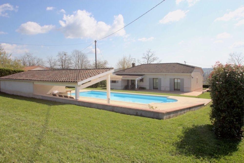 vente Maison - 5 pièce(s) - 115 m² Villeneuve-sur-Lot (47300)