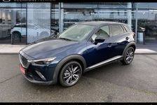 Mazda Cx-3 2.0 SKYACTIV-G 120 SELECTION 2017 occasion Clermont-Ferrand 63100