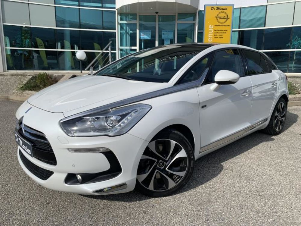 DS5 HYBRID4 AIRDREAM SPORT CHIC BMP6 2013 occasion 38920 Crolles