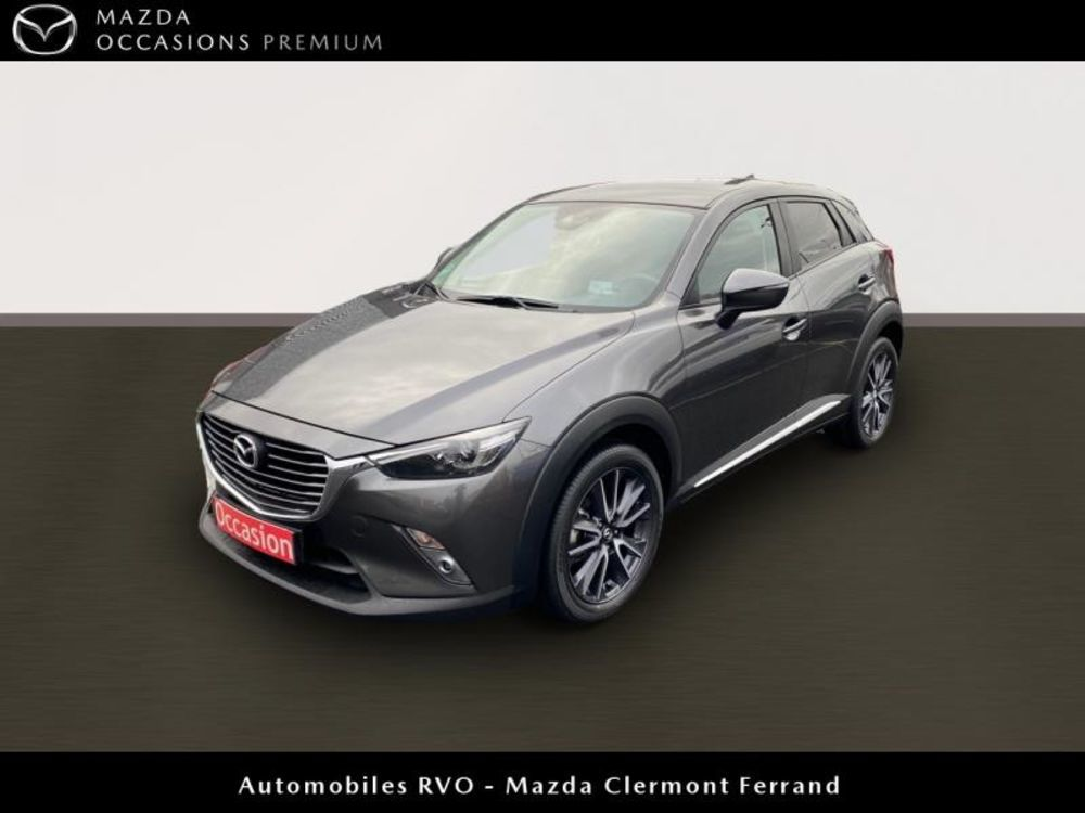 Cx-3 2.0 SKYACTIV-G 120 SIGNATURE 2017 occasion 63100 Clermont-Ferrand