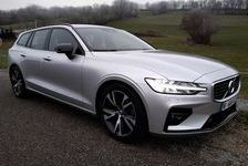 Volvo V60 D4 190 Geartronic 8 R-Design 2019 occasion Andilly 74350
