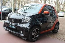Smart ForTwo 0.9 PRIME TWINAMIC CABRIOLET To 2017 occasion Enghien-les-Bains 95880