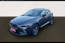 Mazda Cx-3 1.5 SKYA-D 105 SELECTION 2015 occasion Clermont-Ferrand 63100