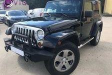 JEEP 2.8 CRD 200 SAHARA AWD Diesel 23490 78000 Versailles