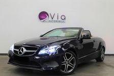 MERCEDES CLASSE E Cabriolet E 220 Executive Diesel 30990 59650 Villeneuve-d'Ascq