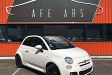 FIAT FIAT 500 Cabriolet 1.2i - 69 C CABRIOLET S PHASE 1 Essence