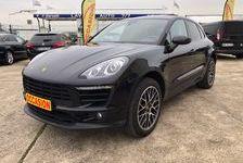 Porsche Macan 2015 - Noir - S DIESEL 3.0 V6 258 CV PDK /Toit pan 44300 62600 Berck