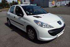 Peugeot 206 2009 - Blanc - + 1.4 4500 78310 Coignières