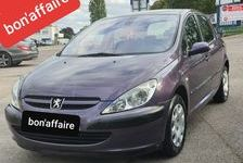 Peugeot 307 2003 - Rouge - 2.0 hdi - 90ch 5portes 2990 27200 Vernon
