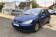 Peugeot 307 2002 - Bleu - 2.0 hdi  110 XS