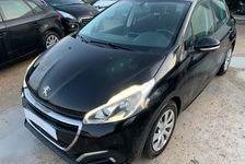 Peugeot 208 2016 - Noir - 1.6 BlueHDi 100 GPS Business 1ER MAIN 7990 45400 Fleury-les-Aubrais
