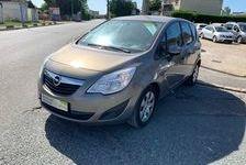 Opel Meriva 2012 - Gris Métallisé - II 1.4 TWINPORT 100CV ENJOY 6490 78310 Coignières