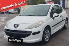Peugeot 207 2006 - Blanc - 1.4 hdi 70ch  5places 3500 27200 Vernon