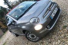 Fiat 500 2016 - Gris anthracite - C 69 lounge 006 9500 78860 Saint-Nom-la-Bretèche