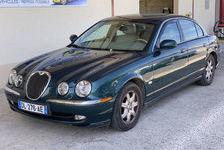 Jaguar S-type 2002 - Vert foncé Métallisé - 3.0 V6 PACK CLASSIC CUIR  (7) 4000 77250 Écuelles