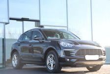 Porsche Macan S diesel 258 pdk cuir GPS 2016 occasion Rodez 12000