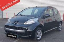 Peugeot 107 2010 - Noir - 1l 70ch clim cuir  78000km 4200 27200 Vernon
