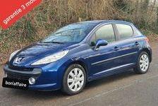 Peugeot 207 2007 - Bleu - 1.6 hdi 90CH EXECUTIVE 4500 27200 Vernon