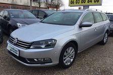 Volkswagen Passat 2012 - Gris - SW 1.6 TDI 105 CONFORTLINE IV 8980 78310 Coignières