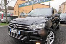 Volkswagen Touareg 2012 - Noir Métallisé - II 245 V6 TDII 3.0 R-LINE BLUMO 19990 78800 Houilles