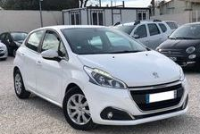 Peugeot 208 2015 - Blanc - BUSINESS 1.6 HDI 100 8990 30250 Sommières
