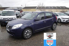 Dacia Sableero 2009 - Bleu Verni - 1.2 16V 75 eco2 Ambiance 5 PORTES 4990 82000 Montauban