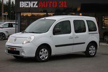 Renault Kangoo 2013 - Blanc - 1.5 DCI 90CH EXPRESSION 5 PLACES 5890 31840 Aussonne