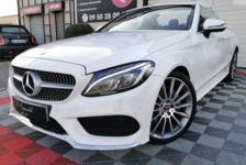 Mercedes Classe C 2017 - Blanc Métallisé - 200 CABRIOLET 184 FASCINATION D 36990 45560 Saint-Denis-en-Val