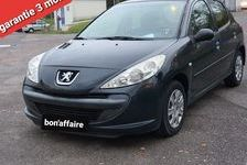Peugeot 206 2009 - Gris - + 1.4 hdi - 70ch 5portes 3500 27200 Vernon